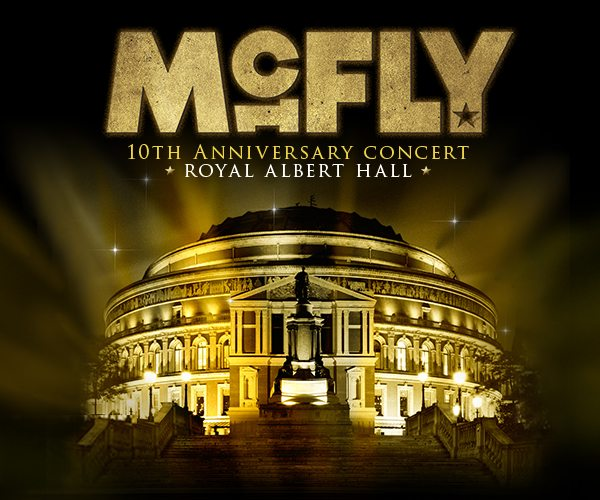 MCFLY-Royal Albert Hall