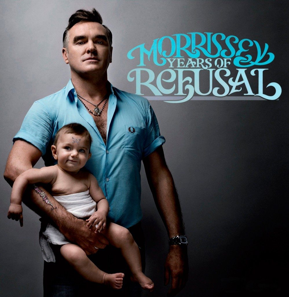 Morrissey Years Of Refusal