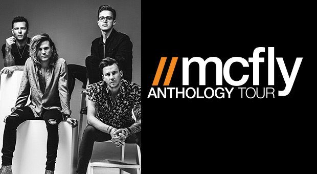 A new look for McFly