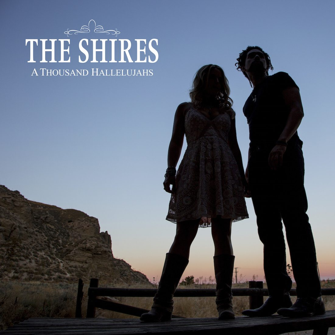The Shires by Pip shot in Madrid, Spain for Decca Records