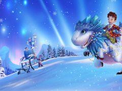 Happy Christmasaurus!