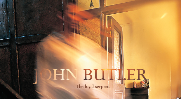 Return of the serpent – John Butler's rare solo