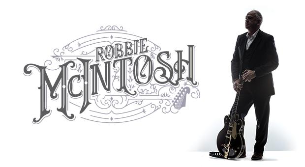 Robbie McIntosh plays Chet