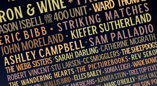 Full line-up announced for the Black Deer Festival